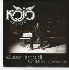 (EB200) Kojosound, Queen Inna Di Ghetto (Ghetto Girl) - 2013 CD