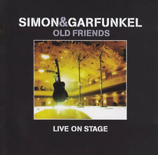Simon & Garfunkel - Old Friends Live on Stage - Double CD