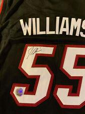 JASON WILLIAMS Signed MIAMI HEAT Jersey AUTO NBA Champs J-WILL Holo COA NICE! $$