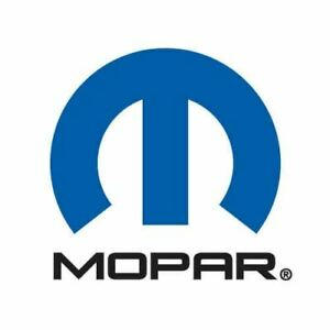 Genuine Mopar 2016-2018 Fiat 500X Tail Lamp Trim Ring Passenger Side 68294315AA