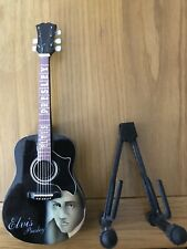 elvis presley guitar With Stand