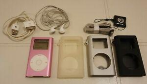 Apple iPod Mini (4GB) 2nd Generation A1051 & Accessories