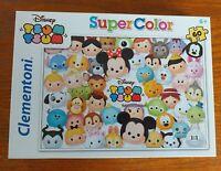 Tsum Tsum Super Colour Puzzle (60pc)