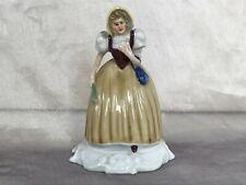 ROSENTHAL Jugendstil Porzellan-Figur Dame Boehs Boess #452 PORCELAIN FIGURINE