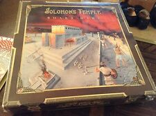 Solomons temple board game