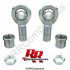 "1-1/4 x 1"" Bore Chromoly Panhard Rod Ends Kit, Heim Joints (Fits 1.5"" ID Tube)BB"