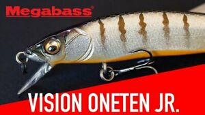 Megabass Vision Oneten / 110 Jr Jerkbaits - Choose Color
