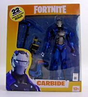 McFarlane Toys Fortnite CARBIDE 7 Inch Action Figure 22 Moving Parts Epic Games