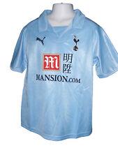 Auténtico Puma Tottenham Spurs Fútbol Away Camiseta Chicos M Age 9 -10