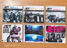 JET - 6 × CD Single Lot 2003-2006