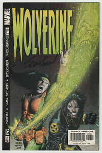 M1901: Wolverine #179, Vol 1, NM+ Condition, Signed