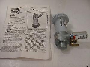 JABSCO 16440-0000  BARREL drum  PUMP  AIR PNEUMATIC  MOTOR