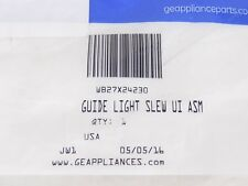 New Genuine GE Appliance Part # WB27X24230 Display Board Guide Light Slew UI ASM