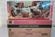 TRANSFORMERS OPTIMUS PRIME  YEAR OF THE GOAT  PLATINUM EDITION NEW