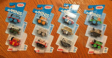 Thomas and Friends Minis - 3 Pack of Engines - LOT of 4 - FREE SHIPPING