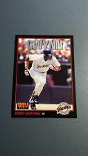 TONY GWYNN 1993 DONRUSS TRIPLE PLAY BASEBALL CARD # 51 B3410
