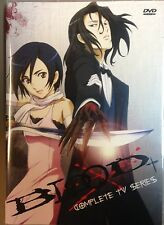 Blood+ DVD Complete Series Collection (Episodes 1-50) - English (Anime DVD)
