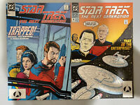 DC Comics STAR TREK: The Next Generation #3 & #11 - Lot of 2 Books