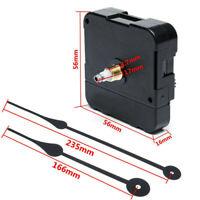 DIY High Torque Quartz Clock Movement Controlled Motor Mechanism Replacement Kit