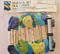 Marsh & Sky Kimono Thread Pack #SGMarshSky Nan Heldebrand Morrissette