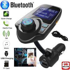 Bluetooth Car Kit USB Charger MP3 Player FM Transmitter Wireless Radio Adapter