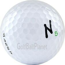 72 Near MINT Maxfli Noodle Used Golf Balls AAAA | Recycled Golf Balls