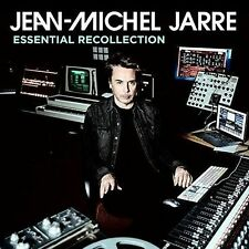 JEAN-MICHEL JARRE Essential Recollection CD BRAND NEW