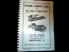 Media Beautiful 1955 Bsa 120cc 220cc Power Units Original Factory Instruction Book Rare