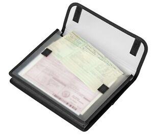 Veloflex Dokumententasche Fuhrparktasche Sammelbox KFZ Unterlagenbox Tasche A5