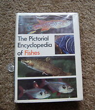 The Pictorial Encyclopedia of Fishes by S. Frank - HC/DJ