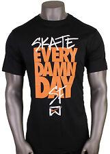 NIKE SB Skate Every Damn Day SF T-Shirt sz XL X-Large San Francisco Edition Blk