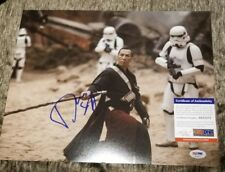 Donnie Yen Signed Star Wars Rouge One Autographed Signed 11x14 Photo PSA/DNA