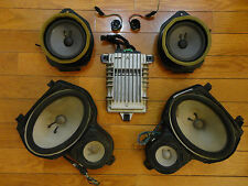 Bose 9-Piece Car Sound System *Powered* Speakers Chevrolet Chevy Impala 2006-13