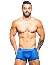 Men's ANDREW CHRISTIAN BLOW! MESH BOXER GENUINE 90412 Underwear SIZE S-M-L