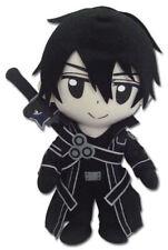 Sword Art Online 8'' Kirito Plush Doll Anime Manga Licensed NEW