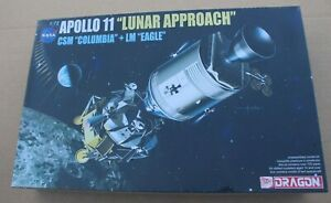 NEW 2011 APOLLO 11 LUNAR APPROACH SPACE COLLECTION DRAGON WINGS 1/72 SCALE MODEL