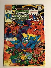 Teenage Mutant Ninja Turtles Present Mighty Mutanimals #1 Archie ADVENTURE 1991