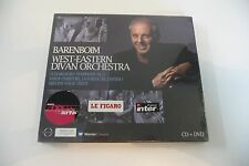 TCHAIKOVSKY SYMPHONY N°5 BARENBOIM CD+ DVD NEUF EMBALLE. SEALED COPY.