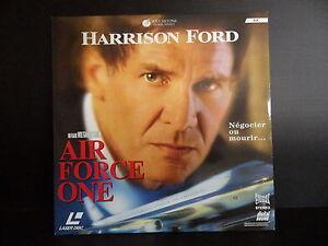 Laserdisc Air Force One CDV Fine Condition