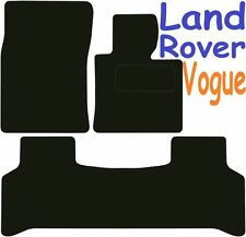 Land Rover Range Rover Vogue DELUXE QUALITY Tailored mats 2006 2007 2008 2009 20