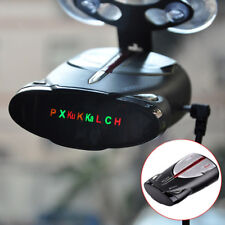 360 Degree Car Speed Police Safe Laser Radar Detector Voice Alert Warning DC 12V