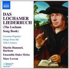 Lochamer Liederbuch [CD]