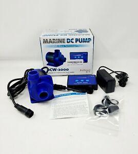 JEBAO DCW-2000 MARINE DC PUMP - Sine Wave Technology