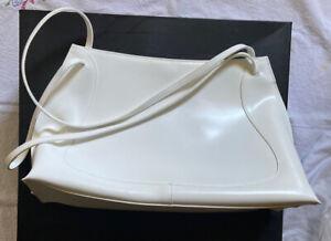 Furla Handbag    White, with bag and box   NWT