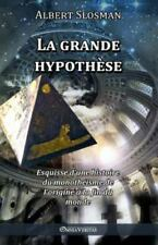 La Grande Hypothese by Albert Slosman (2015, Paperback)
