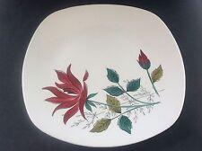 Rare Vintage MIDWINTER Stylecraft Fashion Shape 12-63 Dinner Plate NUALA pattern