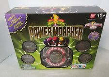 Bandai Mighty Morphin Power Rangers Legacy Power Morpher Toys R Us exclusive