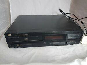 JVC Vintage CD Compact Disc Player Hifi Separate XL-E300BK *TRAY JAMMED*
