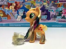 My Little Pony The Movie APPLEJACK Brushable MLP G4 Toys R Us TRU Exclusive
