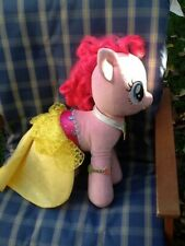 Build A Bear - My Little Pony Pinkie Pie - soft toy plush and accessories